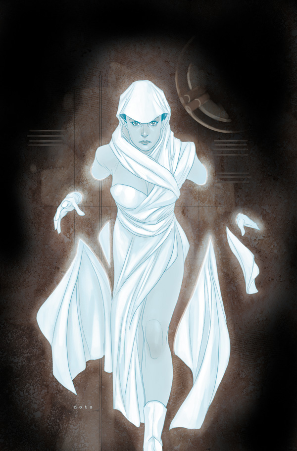 DARK HORSE COMICS ANNOUNCES GHOST—THE SERIES!