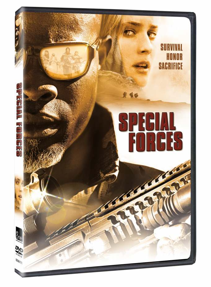 IN THE VEIN OF ZERO DARK THIRTY AND BLACK HAWK DOWN DIANE KRUGER AND ACADEMY AWARD® NOMINEE DJIMON HOUNSOU STAR IN A PULSE-POUNDING, ACTION-PACKED THRILLER   SPECIAL FORCES
